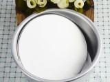 环艺新品 6寸活底蛋糕模 DIY烘焙模具 铝蛋糕模