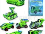 厂家批发直销七合一太阳能机器人可充电儿童益智玩具