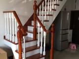 实木楼梯阁楼楼梯别墅楼梯家用成品楼梯安徽逸晟楼梯生产厂家