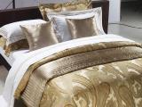 苏州锦丰华 专业的酒店客房布草供应商,古典酒店床上用品