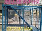 甘肃施工梯笼批发零售厢式梯笼桥梁墩柱施工梯笼