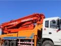 转让 混凝土泵车三一重工新款37米双桥泵车41米泵车
