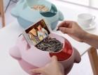 春节礼品定做,多功能零食盒,糖果盒印字,企业商务礼品