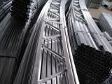 泊頭民泰加工蔬菜大棚70型幾字鋼骨架215鍍鋅帶鋼制作