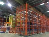 常熟倉儲貨架定制 倉儲穿梭式貨架生產銷售