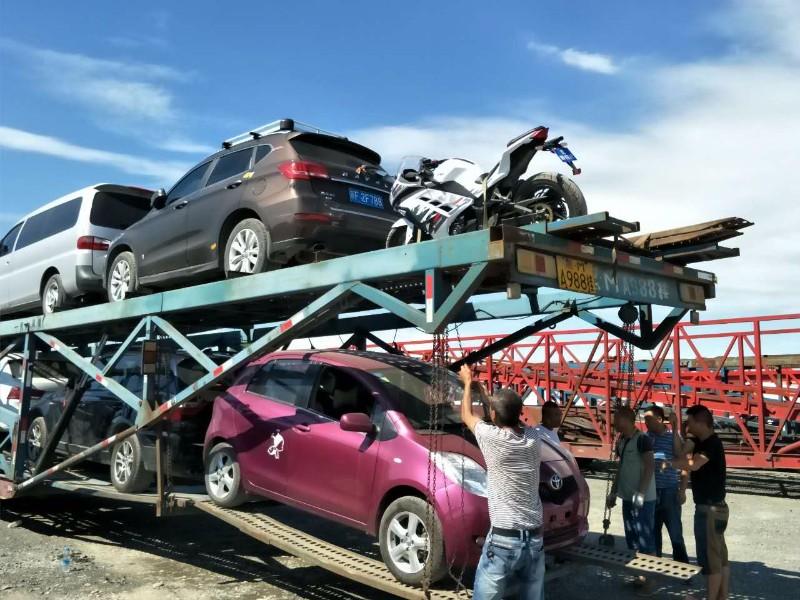 新疆轿车托运 小轿车托运正规托运 物流专线 24小时在线