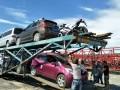新疆全疆轿车托运 正规托运 物流专线 24小时在线