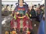 十二老母神像 道教十二老母佛像雕塑 河南定做老母神像厂家