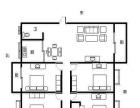 吉大好位置独立别墅澳洲山庄背靠板障山豪华装修4房送花园