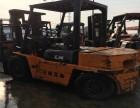 安庆二手叉车专卖,5吨,6吨,8吨大型二手叉车出售,质保一年