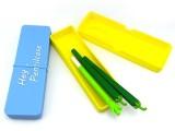 硅胶制品厂专业定制批发,硅胶文具盒 硅胶铅笔盒
