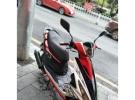 鬼火女式摩托车便宜处理面议