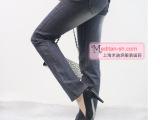 夏季女装长裤牛仔裤 外贸品牌原单尾货库存服装批发 杂款女裤低价
