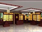 扬州茶叶专卖店装修设计,店面装潢,商铺装修