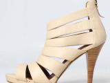 寻求各种款式的欧美时装女鞋真皮女鞋牛皮单鞋批发加工合作