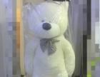 转让两个全新的大熊毛绒玩具