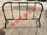 南宁买铁马护栏哪家好 广西不锈钢移动黑黄铁马