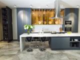 新房装修旧房改造就选优丽唯品不锈钢高端厨柜招商加盟