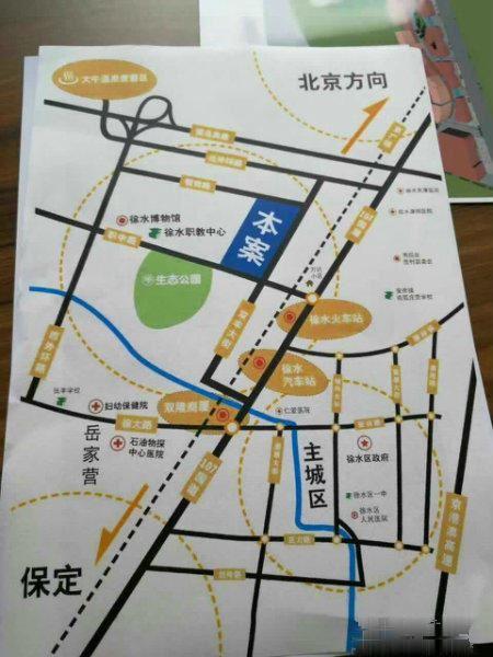 徐水区 县医院附近新盘巨献 均价7000 证件齐全 马上