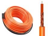 韩国进口 无磁性发热电缆 青岛大宇艾乐佳 厂家直销 电采暖
