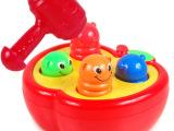 玩具批发敲打虫虫 宝宝益智玩具 打果虫玩具 淘宝热销0.6