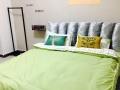 舒适情侣大床房空调开放网络覆盖热水洗浴可日租短租