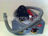 供应精品气动工具台湾洋美丽新款气动打磨机研磨快,吸尘型底盘5寸