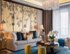儋州亚大装饰--三居室--新中式风格--望海国际