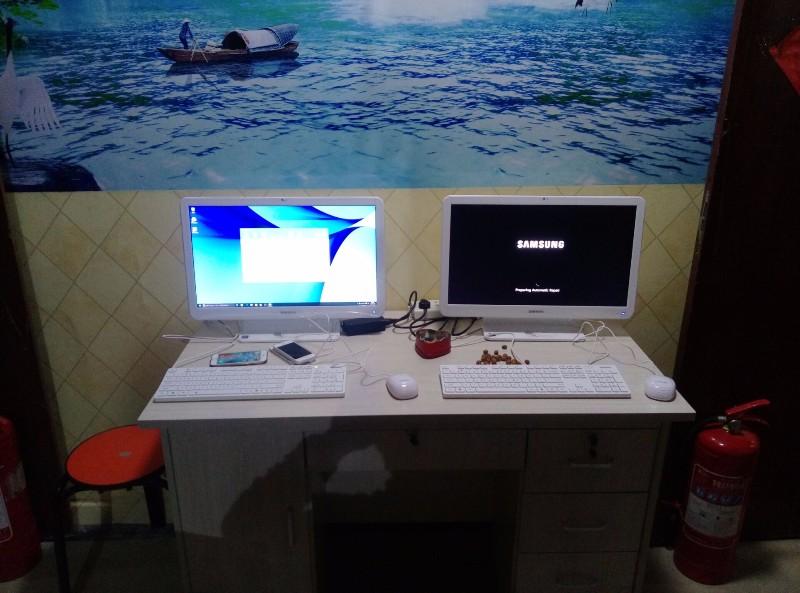 百汇青年旅舍读 独立卫浴空调24小时热水wifi