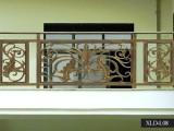 重庆铝艺阳台护栏