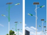 河北天光灯具供应路灯 太阳能路灯 双臂路灯
