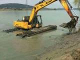 沈阳康平水上清於挖掘机出租
