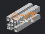 诚挚推荐质量好的40系列铝型材 40x40铝型材