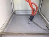 高低壓柜網絡柜等底盤封堵耐火防水防潮管道封堵發泡材料