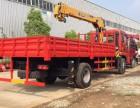 海东地区6.3吨随车吊价格6.3吨随车吊在哪买随车吊厂家