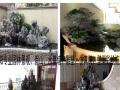 沈阳假山水景施工,景观雕塑制作,塑石假山喷泉施工