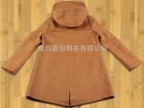 韩版毛呢大衣 时尚呢子大衣 毛呢外套 呢子外套