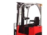 厂价直销诺力全电动三支点叉车 座驾式电动
