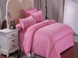 家纺厂家直销大量现货供应钻石绒四4件套批发床上用品套件最便宜