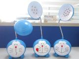可爱卡通叮当猫LED充电小夜灯学生儿童护眼台灯创意个性赠品批发