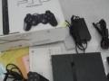 个人PS2游戏机出售