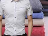 经典全棉衬衫青年布料 全棉牛津纺 男女装工衣面料 衬衫布 青年布