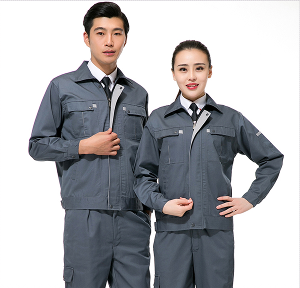工作服订做工厂批发不起毛防静电优质面料