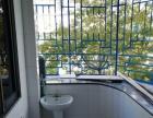 百合园6楼全套齐三面采光有不锈钢防盗门66平方2房2厅出租