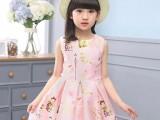 新款衣服童装连衣裙正品赶集甩货小学生服装清仓处理厂家批发