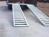 DX400载重7吨铝梯叉车收割机铝合金爬梯