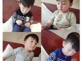 外贸2014春秋条纹欧美男女宝宝婴幼儿圆领针织棉薄长袖毛衣 童装