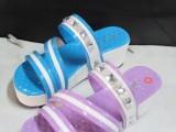 特价凉鞋 韩版学生女鞋子平底平跟水钻女鞋子 松糕凉鞋子女鞋