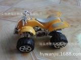 厂家直销 回力沙滩摩托车 塑料小玩具车 摆地摊玩具 一元店货源