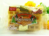 丹夫华夫欧式饼干500g 格子饼干 早餐糕点 面包干 脱水小蛋糕